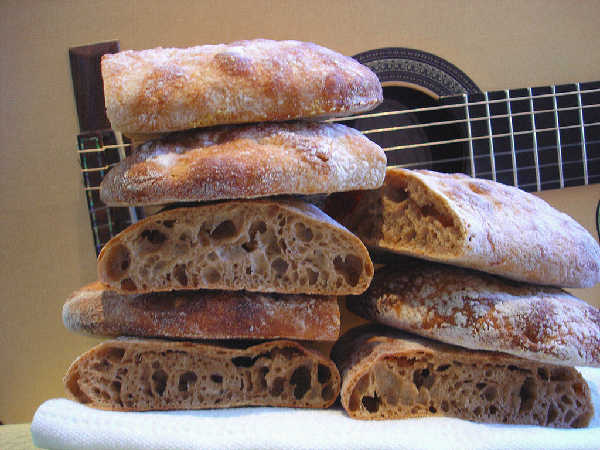 Sourdough Ciabatta - One Step (1)