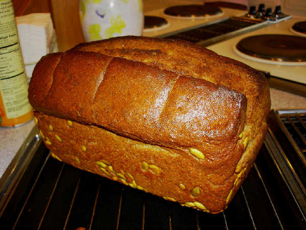 Marcel's Grandmother's Spelt Bread (1)
