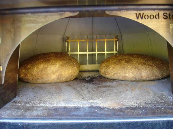 Pane Casareccio e Lariano di Genzano