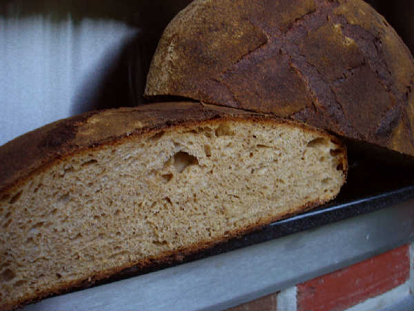 Another Miche Crust and Crumb