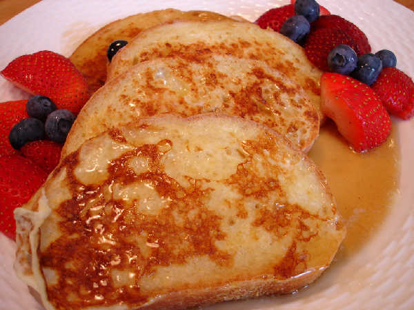 First Bread French Toast